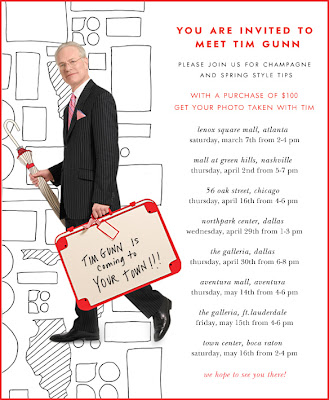 Tim Gunn, host of Project Runway, launches Fashion Therapy for Psoriasis 2