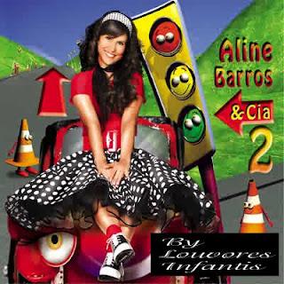Aline Barros - Aline Barros e Cia 2 (Playback) 2008