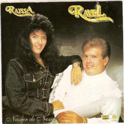 Rayssa e Ravel - Nascer de Novo 1994