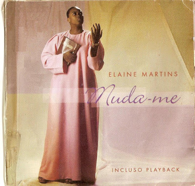 Elaine Martins - Muda-me - Playback