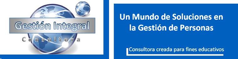 Consultora Gestion Integral S.A
