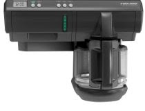 Black And Decker Spacemaker Coffee Maker Parts : Coffee Maker On Sale: Black and Decker SDC740B SpaceMaker 12-Cup Coffeemaker, Black