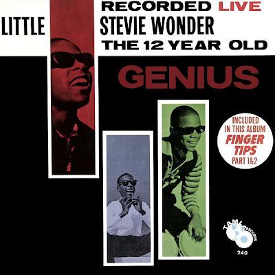 Stevie Wonder - The 12 Year Old Genius (1963)