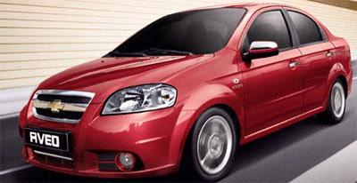 Chevrolet Aveo Sedan 1.4