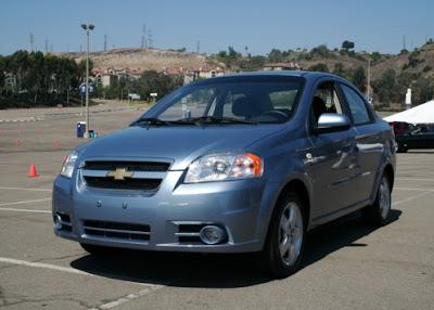 Chevrolet Aveo Sedan LS