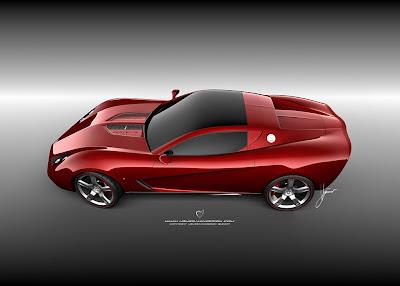 Chevrolet Corvette Z03