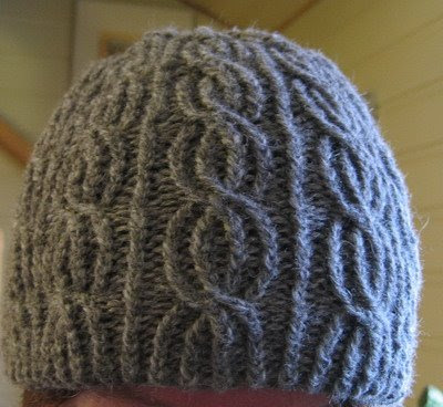Pattern For Knitting Mens Hats