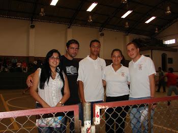 Orientadores: Milena, Luis, Roger, Arlete e Luam.