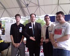 4 Candidates @ FW PRIDE 2007