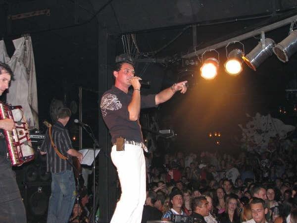 Rafael Texas no Xerife Country Bar