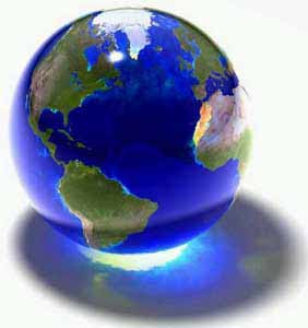 Logos propuestos. 1- Planeta-tierra