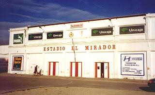 Fachada del Estadio el Mirador