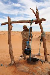 L'eau si précieuse au coeur du désert