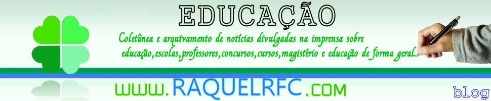 Raquel RFC - Educação