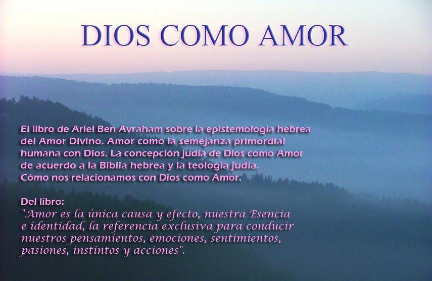 dios es amor. dios es amor