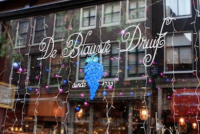 De Blauwe Druif, Amsterdam