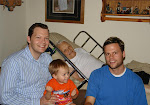 Sweet Grandpa with Aaron, Jackson, & Stephen