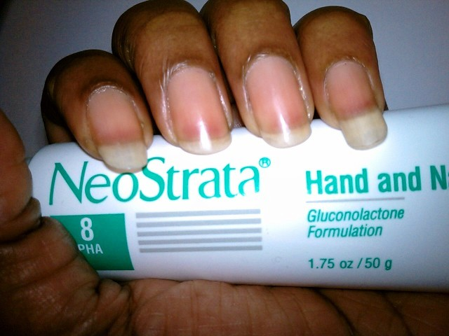neostrata hand and nail cream