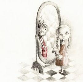 ¿ Y si un día los espejos dejaran de ser tan realistas ?
