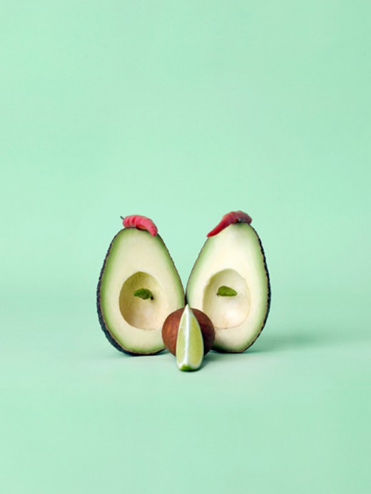 Funny Vegetables Of Carl Kleiner