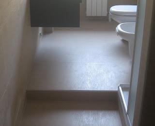 Arkinove idee per la casa spostare un wc in una parete for Scarico wc a parete