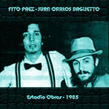 Baglietto y Paez.