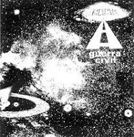 Guerra Civil, de 1981, primeiro álbum do Acidente.