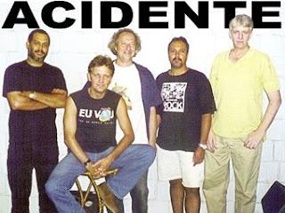Acidente, rock independente com 10 discos lançados