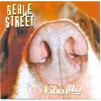 Vibratto é o novo CD da banda carioca de Blues Beale Street