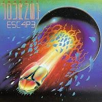Em 1981 a banda Journey lançou o álbum Escape