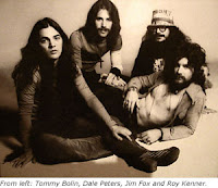 James Gang com Tommy Bolin