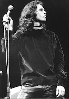 Jim Morrison at the Fillmore East in 1968
