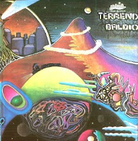 Capa do album Terreno Baldio