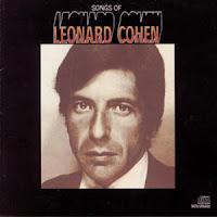 capa do primeiro álbum do competente Leonard Cohen