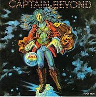 Captain Beyond, capa do álbum eponimo lançado em 1972