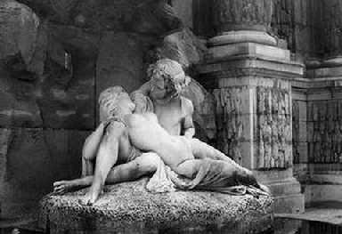 Imagem - Acis e Galatea, de Auguste-Louis-Marie Ottin