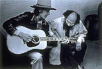 Dylan e Ginsberg