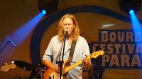 A Greg Wilson Blues Band vai fazer um tremendo show de Blues