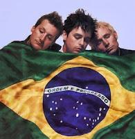 Green Day toca no Brasil em outubro