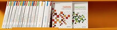 Coleção Folha: Livros Que Mudaram o Mundo