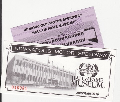 Auto Racing School North Carolina on Category Auto Racing Stubs