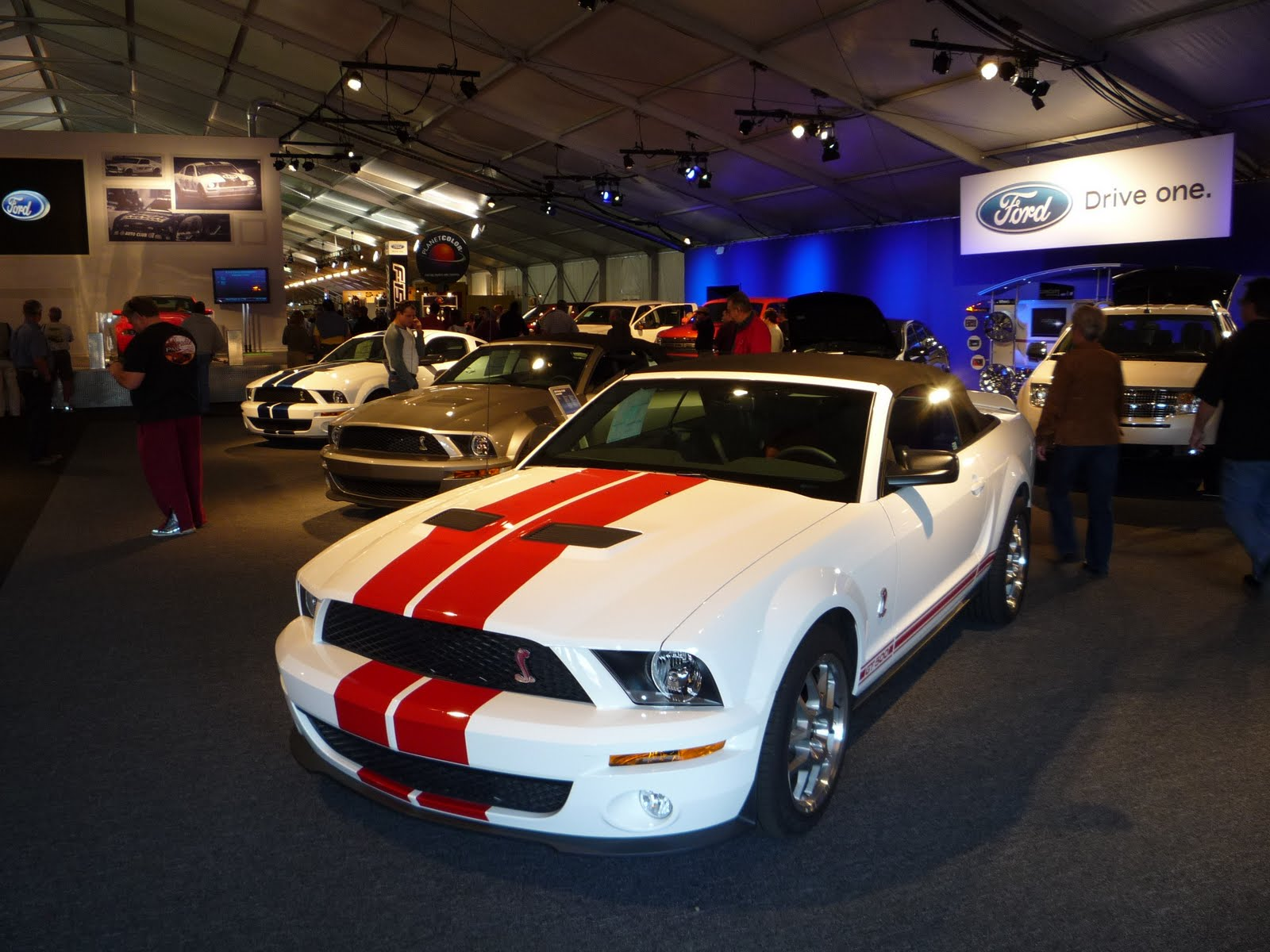 Adding a Mustang cowl hood is