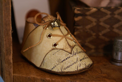Bleuette Shoe Patterns and Instructions : Fran's Heirlooms