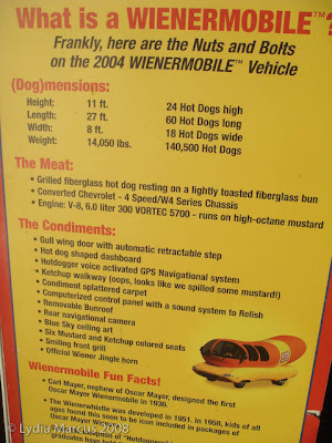 My Ride In The Wienermobile b 910631 furthermore Oscar Mayer Wienermobile Hot Dogs Its Way Pole in addition View additionally Reward Offered For First Confirmed Photo Of Hillary Clinton Inside Her Scooby Van also Ads Wheels Meet Goldfish Car Big Banana And Kissmobile. on oscar meyer weiner car inside