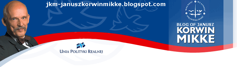 Blog of Janusz Korwin Mikke