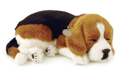beagle puppy dog doll