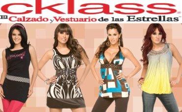Catálogo Cklass