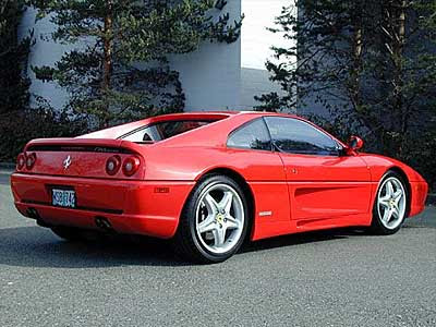 Ferrari 355 Gts For Sale. 355 Overheating For Sale