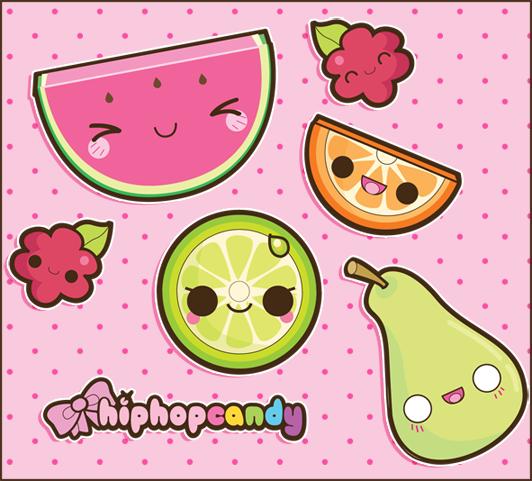 Cutie Fruities