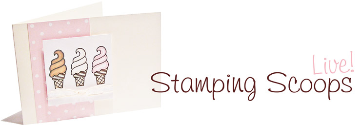 Stamping Scoops Live